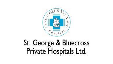 St George & Blue Cross Clinic Logo