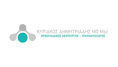 Dr. Kyriakos Demetriades MD Logo