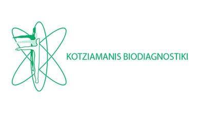 Kotziamanis Biodiagnostics Logo