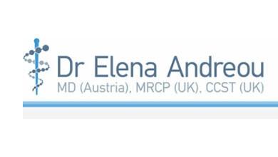 Dr Elena Andreou Logo